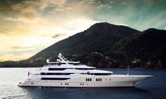 78m superyacht EMINENCE joins the charter fleet
