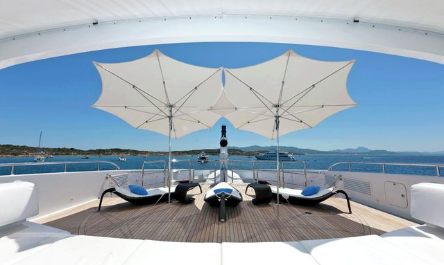 M/Y INCEPTION Drops Rate on Caribbean Charters