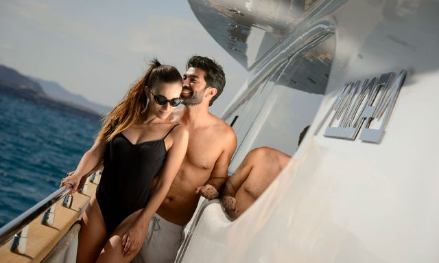 Easter charter special: M/Y AMAYA announces offer