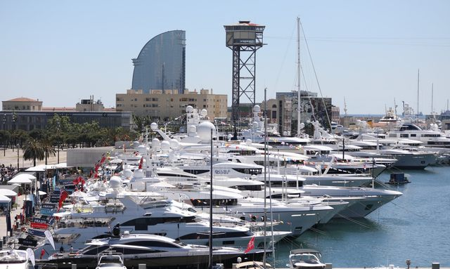 The Superyacht Show Barcelona