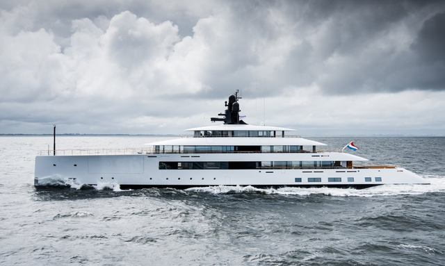 77m Feadship superyacht 'Syzygy 818' delivered