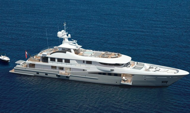 55m M/Y PAPA joins the charter fleet