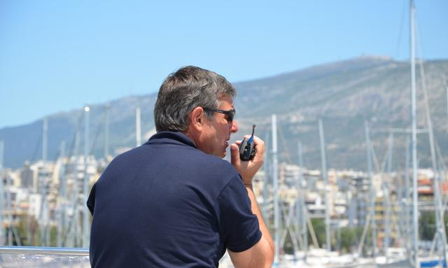 Greek Yacht Charter Captain