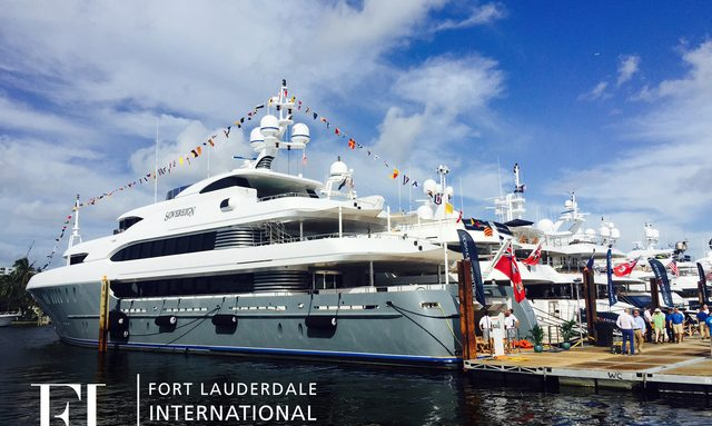Live From The Opening Day Of FLIBS 2016