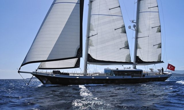 S/Y 'TUKIKA S' Available in Turkey
