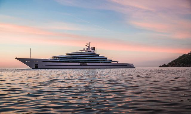 Oceanco M/Y JUBILEE triumphs at ISS Awards at FLIBS 2018