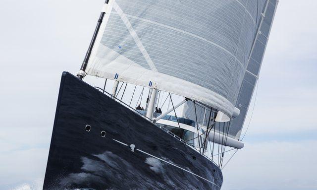 Brand New Look Inside Charter Yacht Aquijo