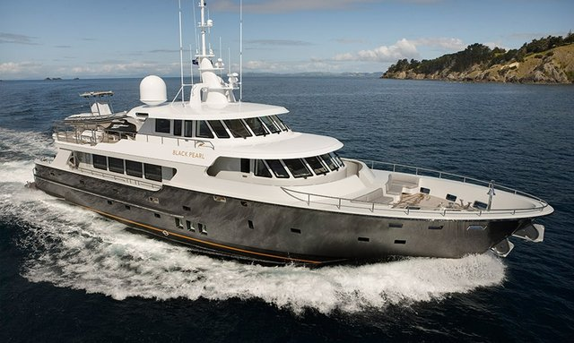 BLACK PEARL Available to Charter in Fiji