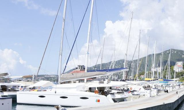 Virgin Islands Charter Yacht League (VICL) Fall Yacht Show in St Thomas