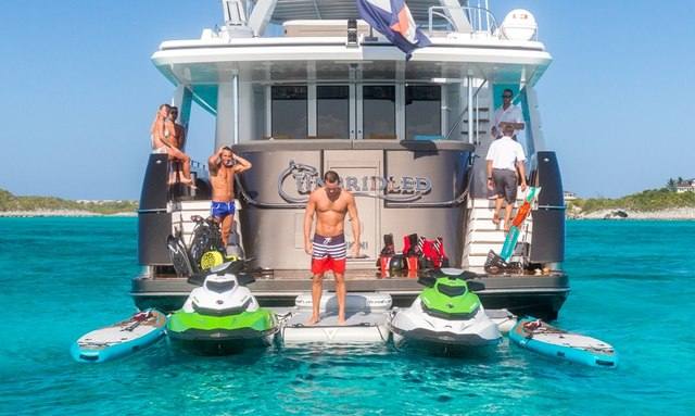 Learn to Scuba Dive aboard M/Y UNBRIDLED