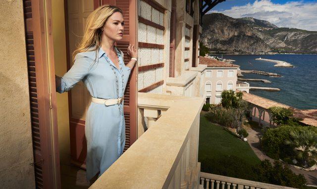 M/Y TURQUOISE Featured In Sky Atlantic Riviera TV Series