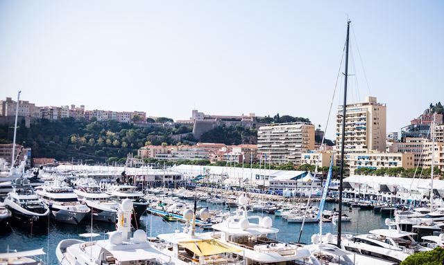Take A Virtual Tour Of The Monaco Yacht Show 2017