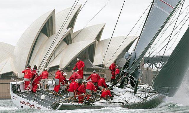 Wild Oats XI Wins Sydney-Hobart Race Once More