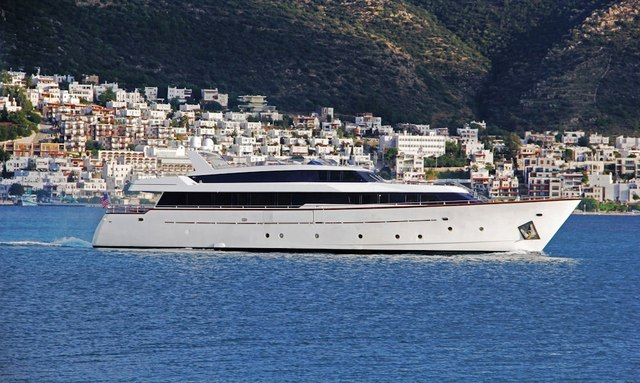 Motor Yacht NOMI Available in the Balearics