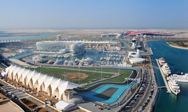 Superyachts Arrive for Abu Dhabi Grand Prix