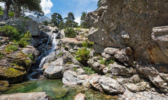 Corsica Canyon