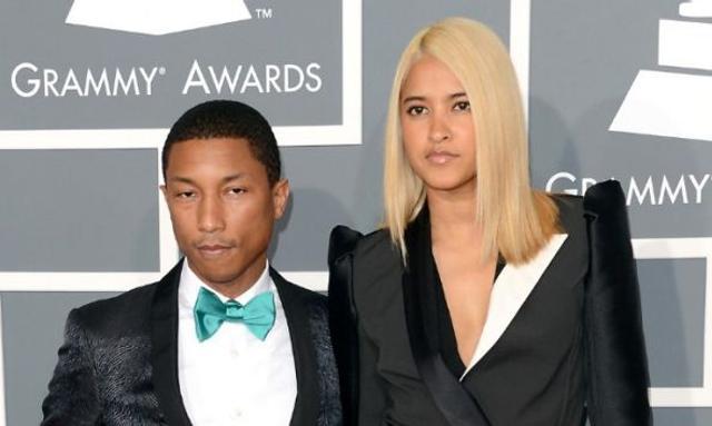 Pharrell Williams Wedding Reception on 'NEVER SAY NEVER' Charter Yacht