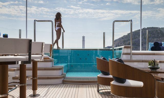 M/Y AQUILA unveils availability in the Mediterranean in 2019