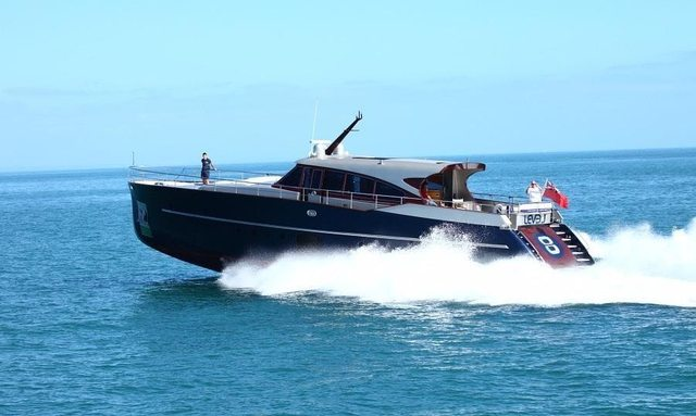 M/Y 'Level 8' Reduces Weekly Rate For Late Summer Charters