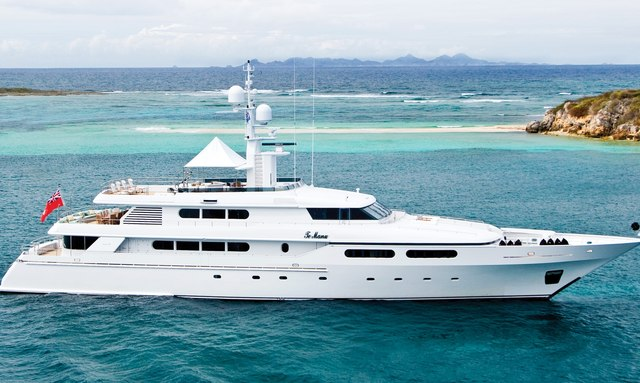 Enjoy Christmas & New Years in the Caribbean on Superyacht 'TE MANU'