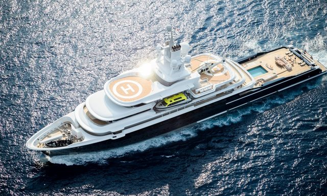 Dubai court ruling on ownership of M/Y LUNA to be appealed
