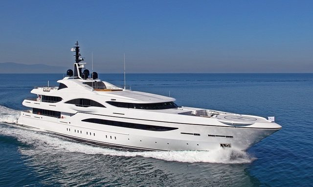 73m M/Y HONOR to join the charter fleet