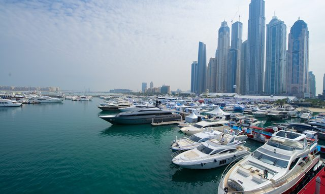 Dubai International Boat Show 2016