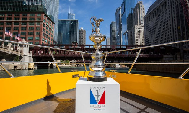 Chicago Prepares for the America's Cup Series