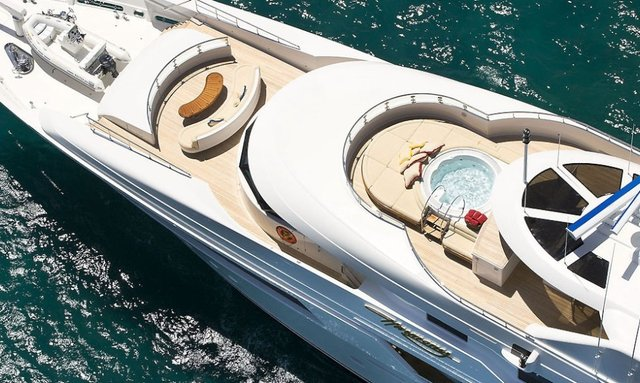 Thanksgiving yacht charter available on board M/Y GIGI