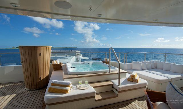 Celebrate the Holidays in Thailand on M/Y SENSES