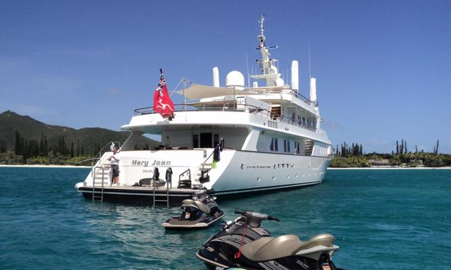 Mary Jean Motor Yacht now PWC training centre