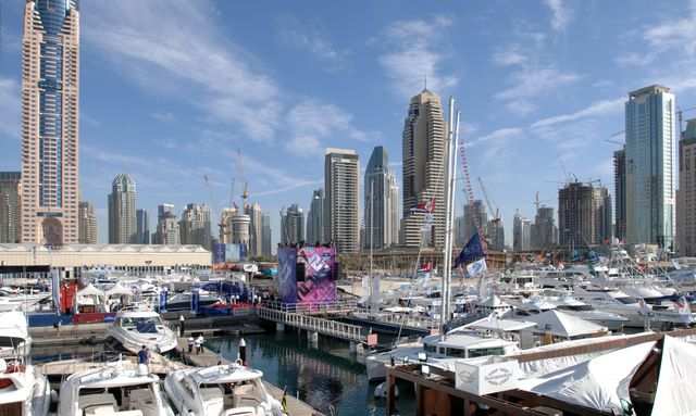 Less Than Two Months Until The 21st Dubai International Boat Show