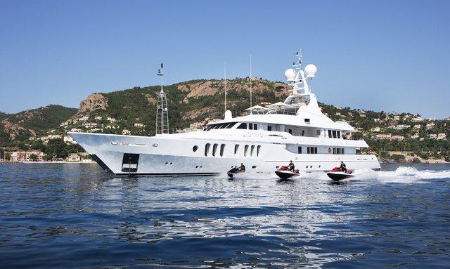 Inside Below Deck Mediterranean Season 3 M/Y 'Talisman Maiton'