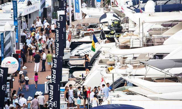 Singapore Yacht Show 2020