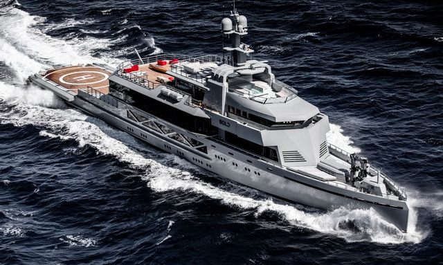 New Year's Eve yacht charter offered by M/Y BOLD