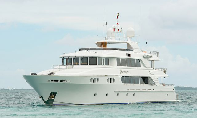 Chef of Richmond charter yacht EXCELLENCE wins the FLIBS 2019 Yacht Chef Contest