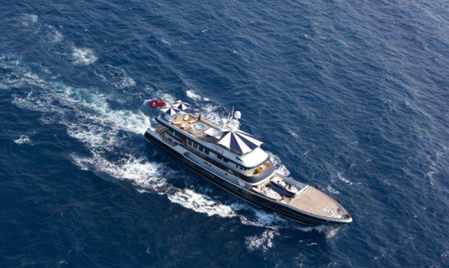 M/Y 'The Mercy Boys' Attending Mediterranean Yacht Show