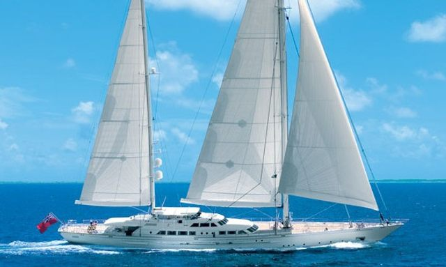 Sailing yacht Felicita West cruising in Norway on a yacht charter vacation