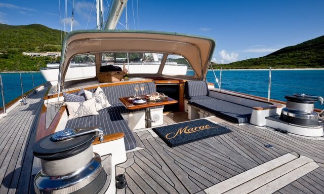 33m S/Y MARAE: Special charter offer for New England
