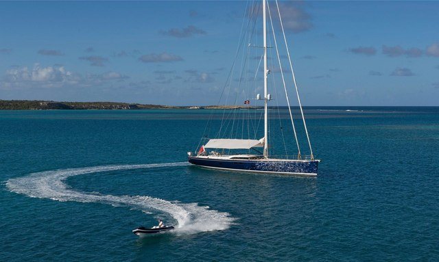Charter deal: experience a sailing vacation in the Mediterranean with S/Y FARFALLA
