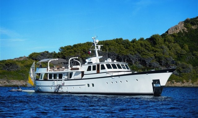 Get Two Free Days in Ibiza With M/Y 'Heavenly Daze'