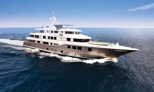Superyacht 'BATON ROUGE' Open for Winter Charter in the Caribbean