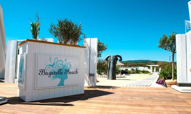 Bagatelle Beach