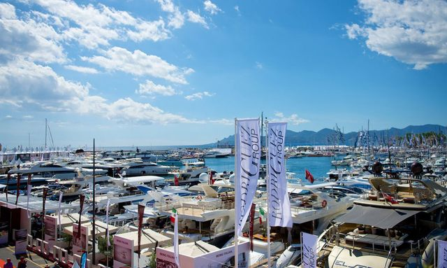 Cannes Boat Show 2013 - Day 2 Video