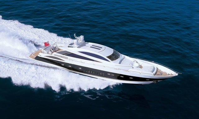 Explore the Mediterranean at a discounted rate aboard Sunseeker M/Y 'Casino Royale'