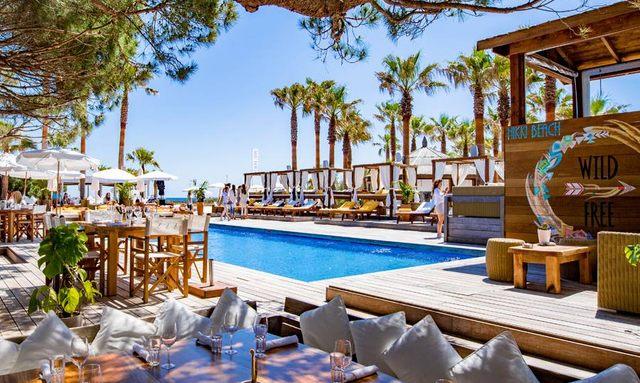 Nikki Beach, St Tropez