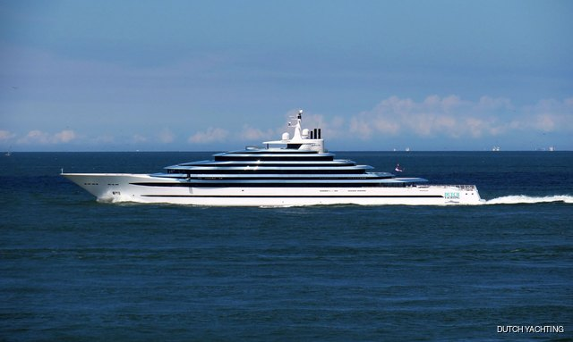 Video: Oceanco Superyacht JUBILEE Delivered