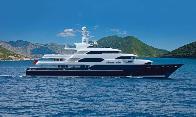 Experience the magic of the Caribbean with M/Y 'Martha Ann'