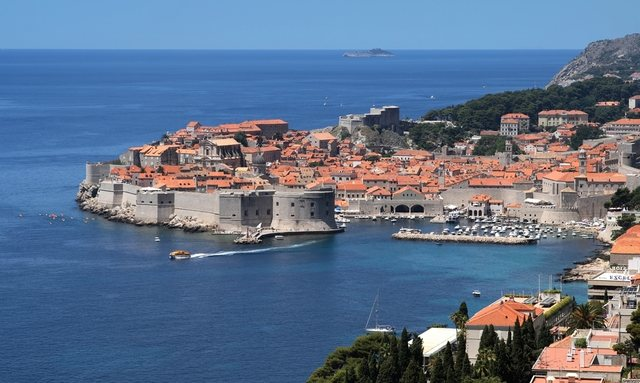 Visit Croatia by superyacht to see the Game of Thrones set locations