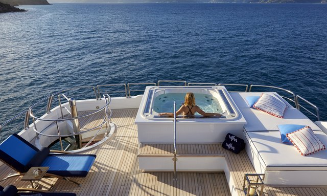 M/Y 'Victoria Del Mar' Offers Special Rate